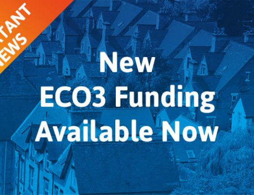 New ECO3 Funding Available Now